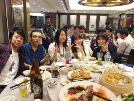 社員旅行で台湾へ!